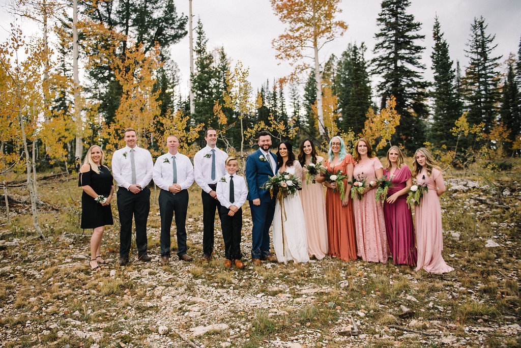 Utah Cabin Wedding 40