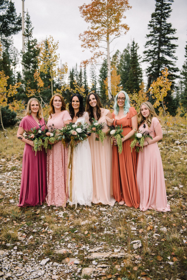 Utah Cabin Wedding 73
