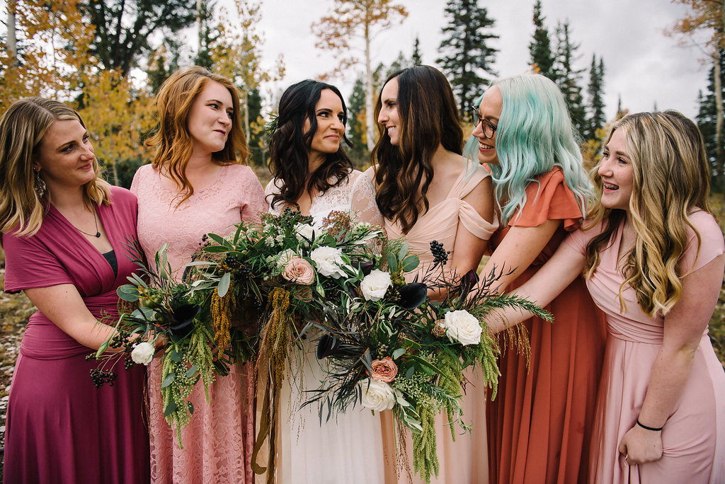 Utah Cabin Wedding 41