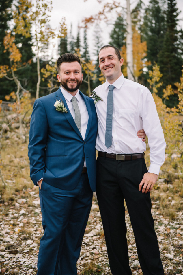 Utah Cabin Wedding 44