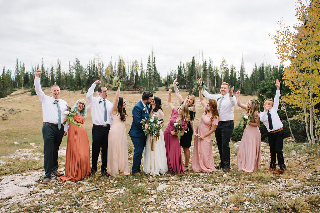 Utah Cabin Wedding 51