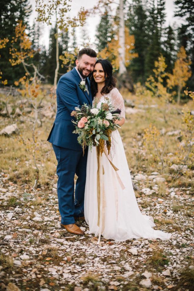 Utah Cabin Wedding 55