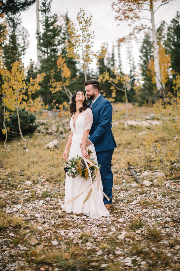 Utah Cabin Wedding 56