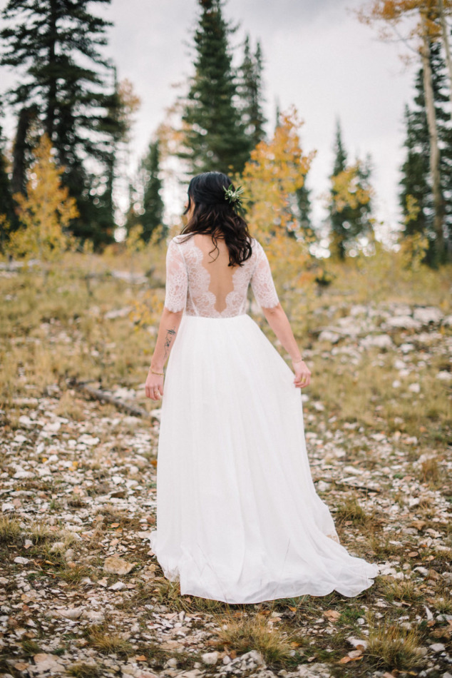 Utah Cabin Wedding 58