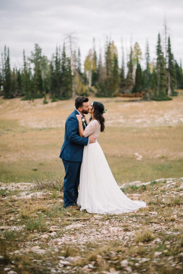 Utah Cabin Wedding 66