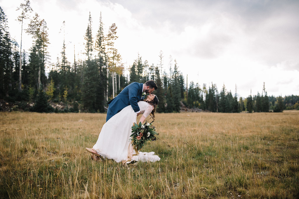 Utah Cabin Wedding 70
