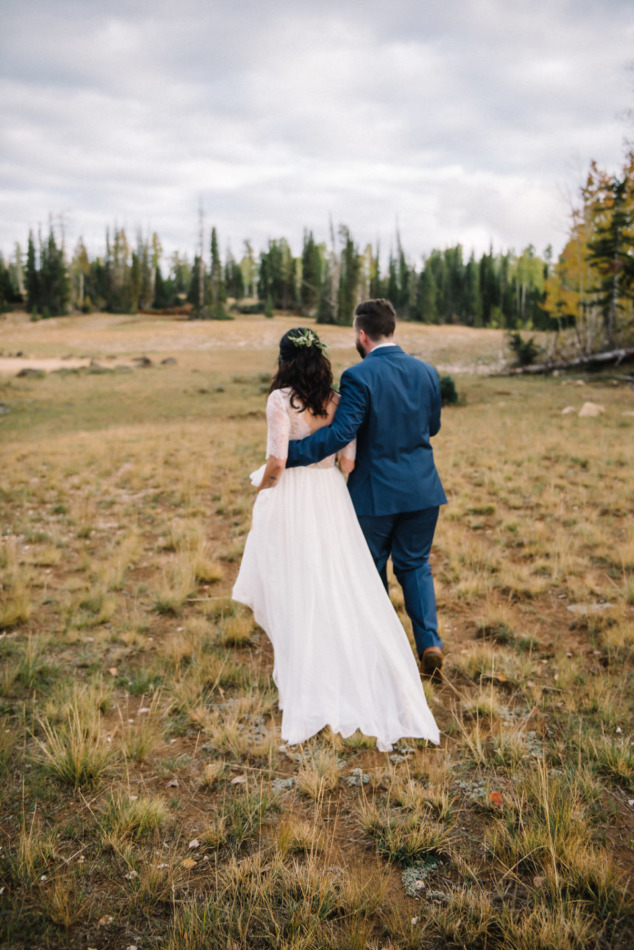 Utah Cabin Wedding 71