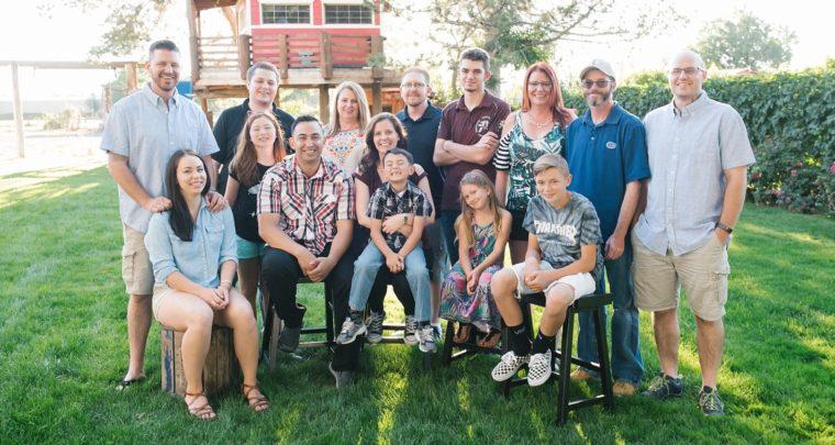 C Family - Utah Extended Family Photography